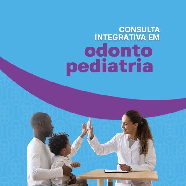 Imagem principal do produto Consulta Integrativa em Odontopediatria