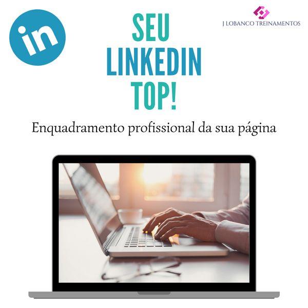Imagem principal do produto Como ajustar seu LinkedIn e deixá-lo atrativo? SSI e SCORE do LinkedIn