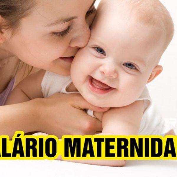 Imagem principal do produto Guia Salário Maternidade