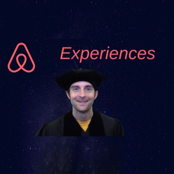 Imagem principal do produto Airbnb Experience Creation: Host Events for Business, Art, Health, and Entertainment!