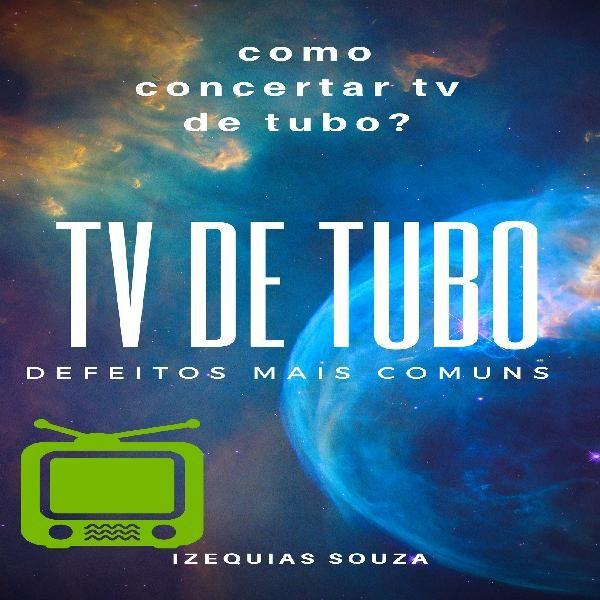 Imagem principal do produto  Tv de tubo