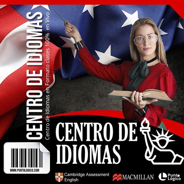 Imagem principal do produto CENTRO DE IDIOMAS INGLÈS - NIVEL BÀSICO