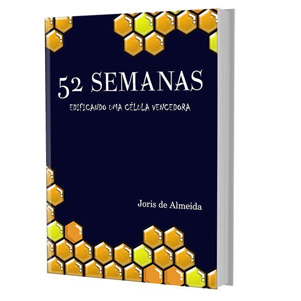 Imagem principal do produto 52 SEMANAS - Edificando uma célula vencedora