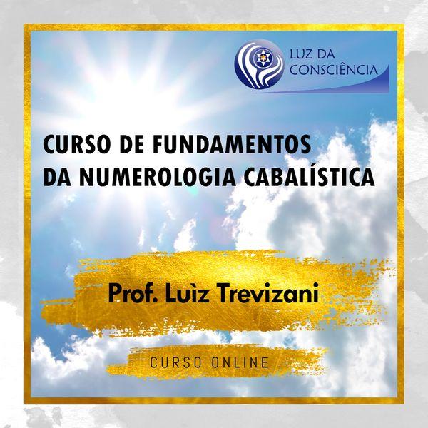Imagem principal do produto Curso de Fundamentos da Numerologia Cabalística