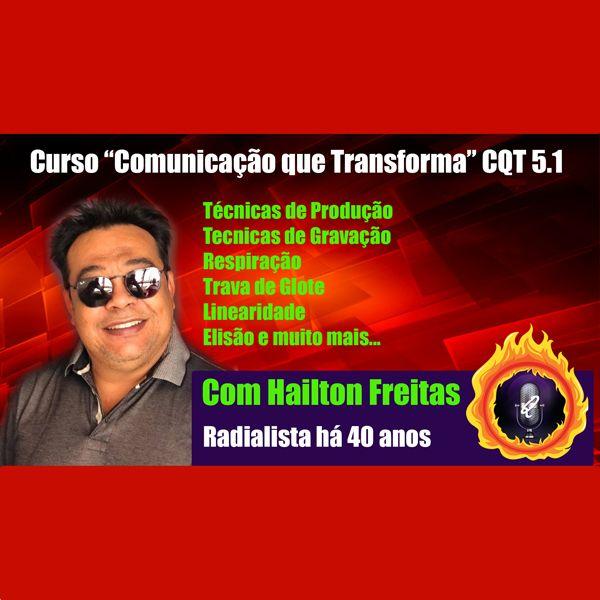 """Imagem principal do produto Curso """"Comunicação que Transforma!"""" CQT 5.1"""