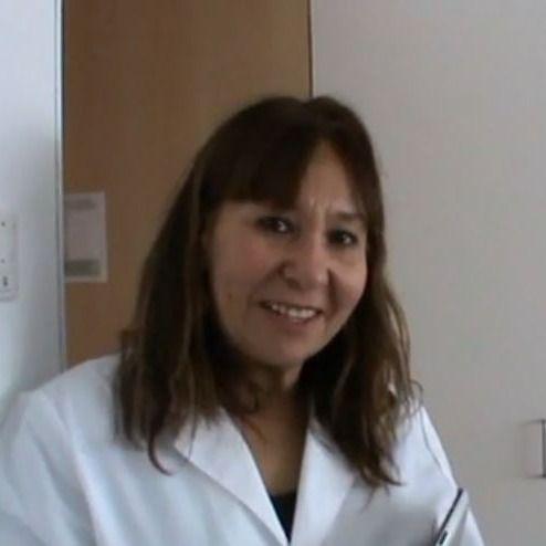 Olga Gauna. (Matrona)