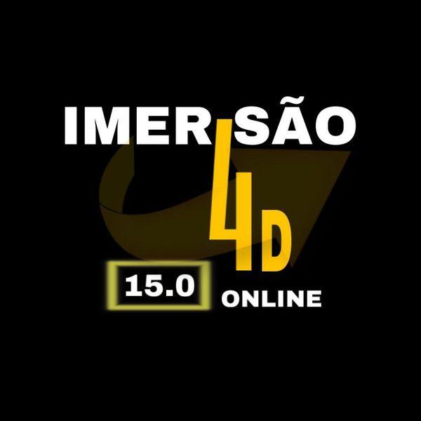 Imagem principal do produto IMERSÃO 4D  15.0 ONLINE