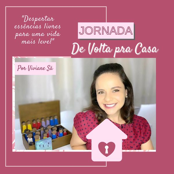 """Imagem principal do produto Jornada """"De Volta pra Casa"""""""