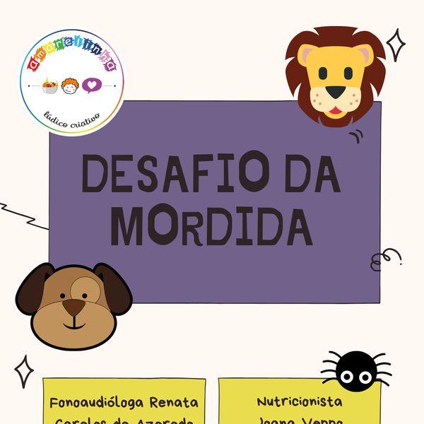 Imagem principal do produto Desafio da Mordida