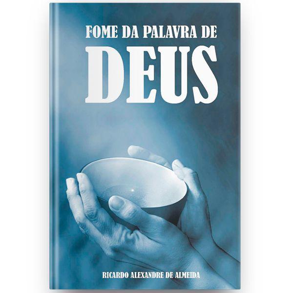 Imagem principal do produto FOME DA PALAVRA DE DEUS
