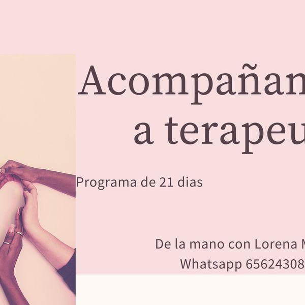 Imagem principal do produto ACOMPAÑAMIENTO A TERAPEUTAS PROGRAMA DE 21 DIAS