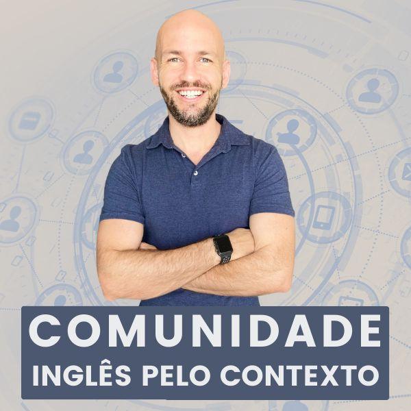 Imagem principal do produto Comunidade Inglês pelo Contexto