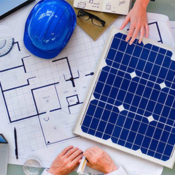 Imagem principal do produto Consultoria em projetos de energia fotovoltaica