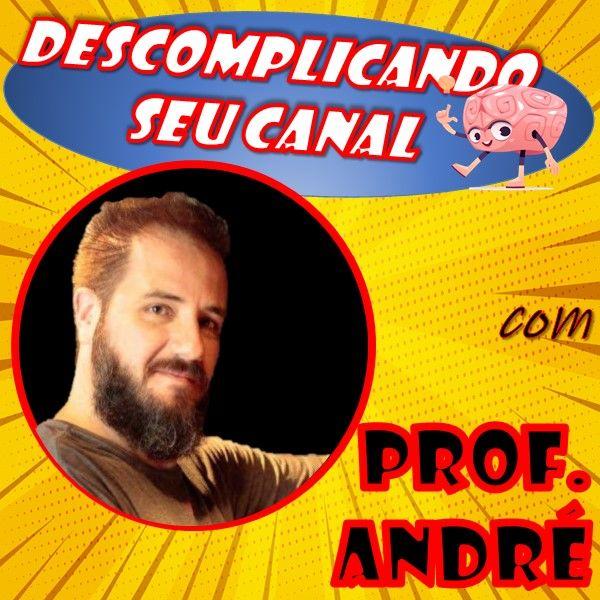 Imagem principal do produto DESCOMPLICANDO SEU CANAL