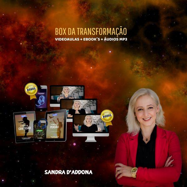 Imagem principal do produto Box da Transformação