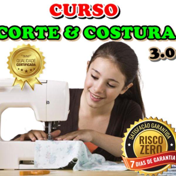 Imagem principal do produto CORTE E COSTURA 3.0