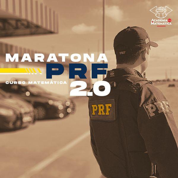 Imagem principal do produto Maratona PRF 2.0 - Toda RLM para PRF em 5 dias insanos