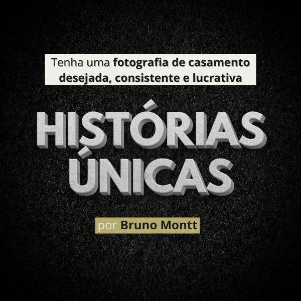 Imagem principal do produto Histórias Únicas - Fotografia de Casamento por Bruno Montt