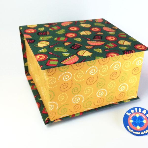 Imagem principal do produto Corso Scatola da Thè in cartonaggio