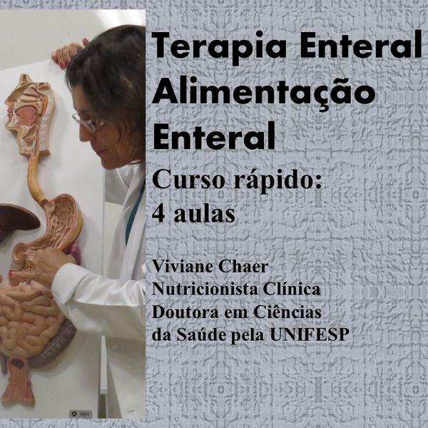 Imagem principal do produto Curso rápido de terapia enteral ou alimentação enteral