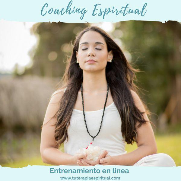 Imagem principal do produto Coaching Espiritual
