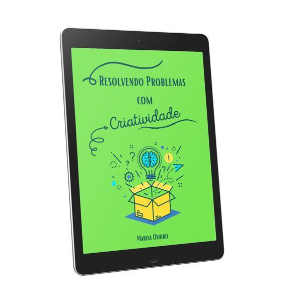 Imagem principal do produto E-book Criatividade para resolução de problemas