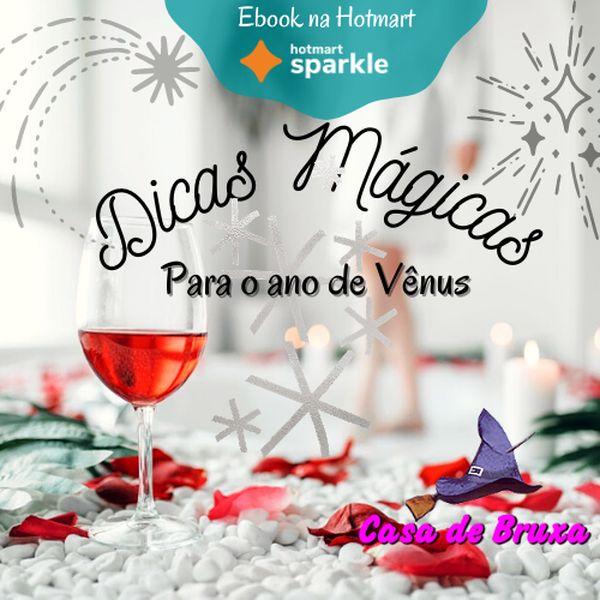 Imagem principal do produto Dicas Mágicas para o ano de Vênus