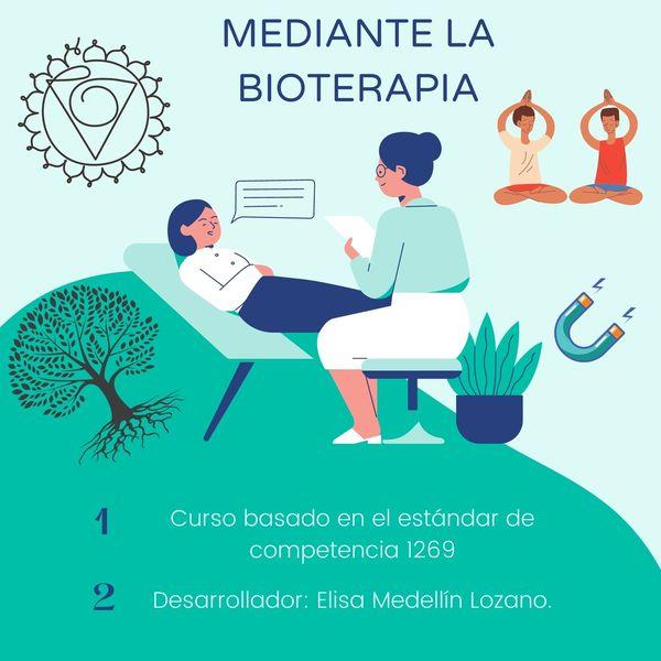 Imagem principal do produto Desarrollo personal mediante la Bioterapia