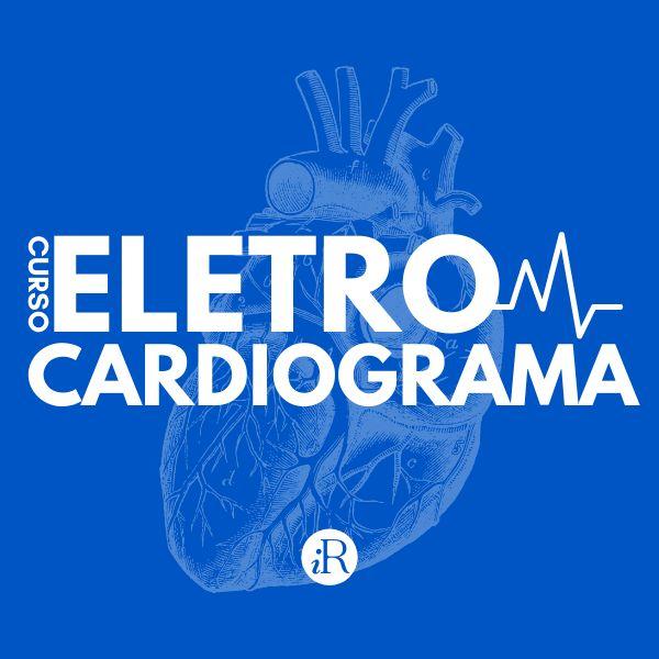 Imagem principal do produto Curso de Eletrocardiograma (ECG)