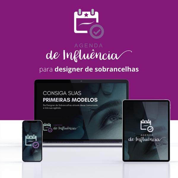 Imagem principal do produto AGENDA DE INFLUÊNCIA