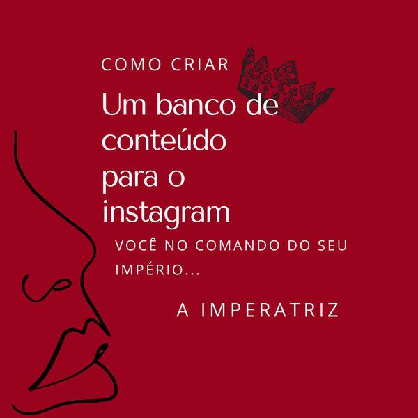 Imagem principal do produto COMO CRIAR UM BANCO DE CONTEÚDO