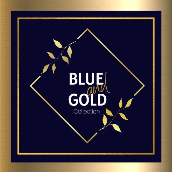 Imagem principal do produto BLUE AND GOLD PACK COLLECTION
