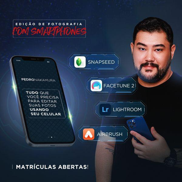 Imagem principal do produto Edição de Fotografia com Smartphones