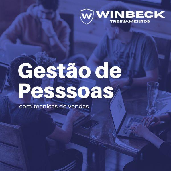 Imagem principal do produto Gestão de Pessoas (Com técnicas de vendas)