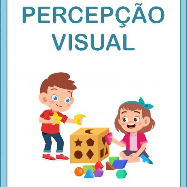 Imagem principal do produto Apostila Percepção Visual