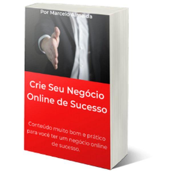 Imagem principal do produto Crie seu Negócio Online de Sucesso