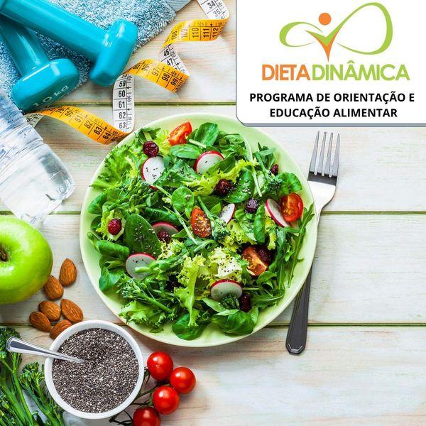 Imagem principal do produto Dieta Dinâmica Express