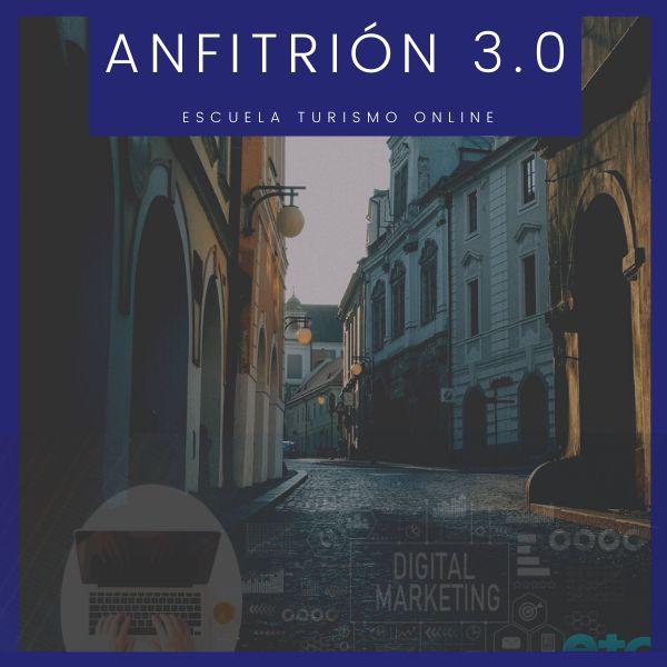 Imagem principal do produto Anfitrión 3punto0