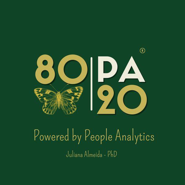 Imagem principal do produto 80 em 20 PA: Estrategista de Pessoas