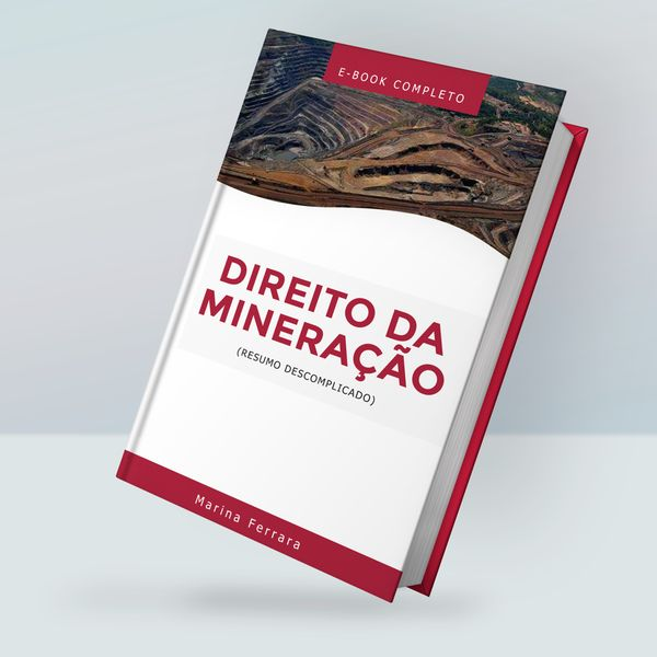 Imagem principal do produto Direito da Mineração - Resumo Descomplicado