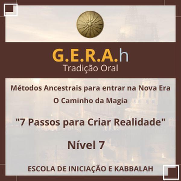 Imagem principal do produto Grupo de Iniciação Nível 7