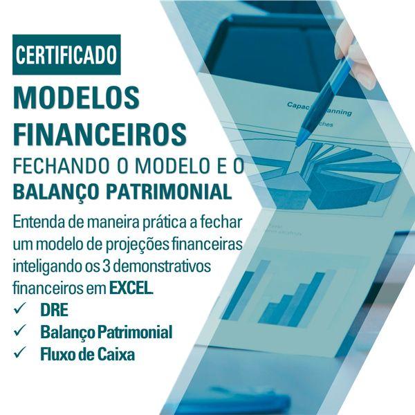 Imagem principal do produto Como Fechar Modelos Financeiros