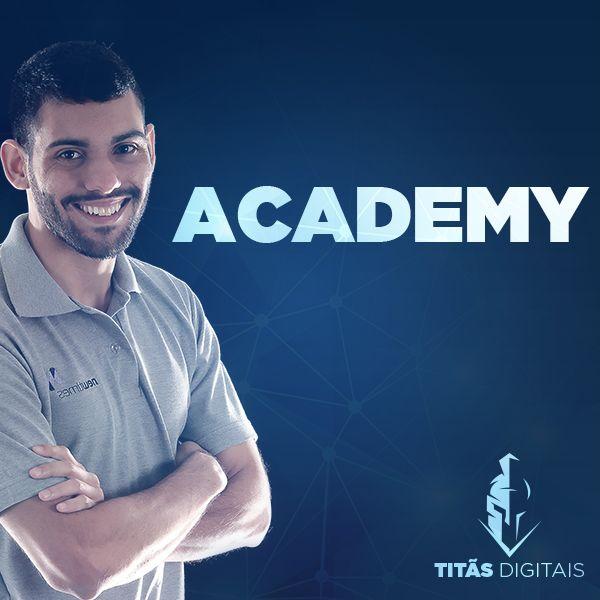 Imagem principal do produto Academia dos Titãs Digitais