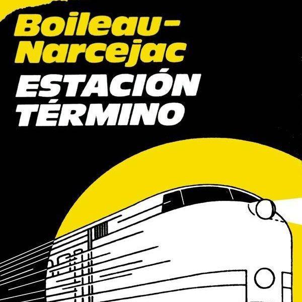 Imagem principal do produto Audiolibro Estación Término