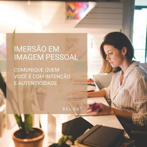 Imagem principal do produto Imersão em Imagem Pessoal