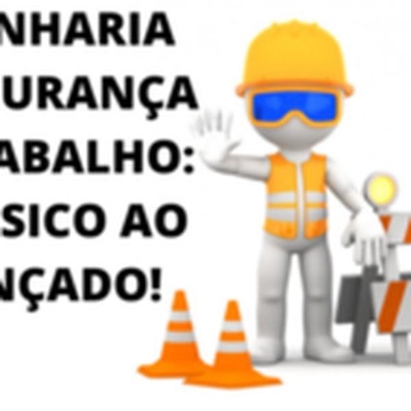 Imagem principal do produto Engenharia de Segurança do Trabalho: Do Básico ao Avançado!