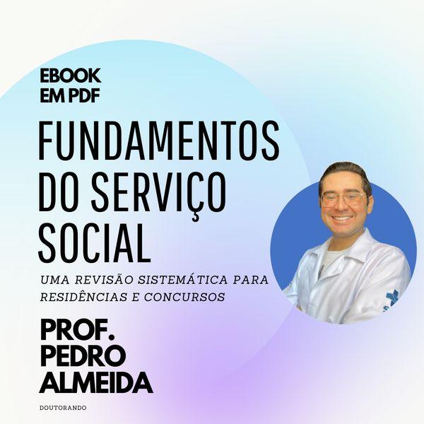 Imagem principal do produto Fundamentos do Serviço Social - uma revisão sistemática para residências e concursos