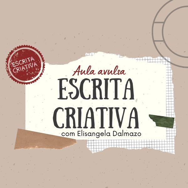 Imagem principal do produto Aula de escrita criativa