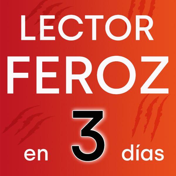 Imagem principal do produto Lector Feroz en 3 días