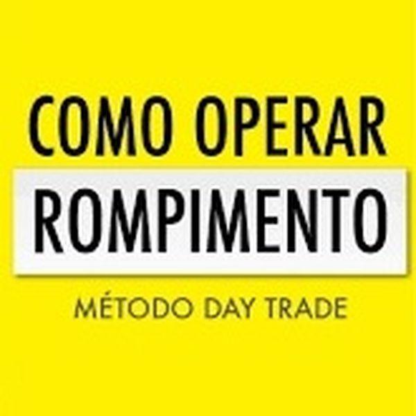Imagem principal do produto Como Operar Rompimento no Day Trade